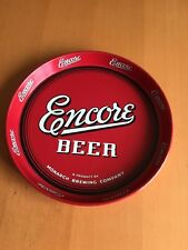 Vintage Encore Beer Tray