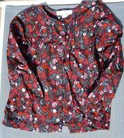 Genuine Burberry girl Shirt - 4 years - Rrp: £375