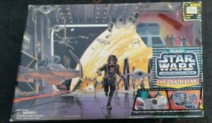 Star Wars Micro Machines Action Fleet - The Death Star Playset Galoob 1995 VHTF