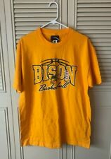 Men's Ndsu Ci Sport Basketball T-Shirt Size Large Yellow