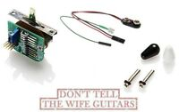 EMG 3 POS STRAT SWITCH 3 POSITION STRATOCASTER SELECTOR FOR 2 PICKUPS 3 WAY