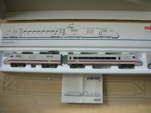 Märklin 40712, Doppeltraktion für 33712, 37712, ICE 2 BR 402 , NEU,OVP