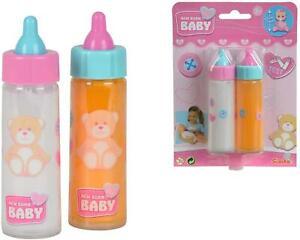 Babies Simba New Born Baby Magische Flasche Trinkflaschen für Puppen