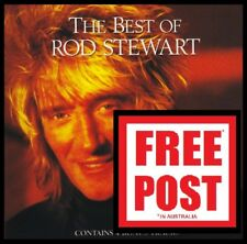 ROD STEWART - BEST OF CD ~ MAGGIE MAY~SAILING ++ 70's / 80's GREATEST HITS *NEW*