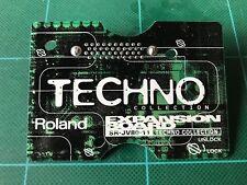 ROLAND SCHEDA DI ESPANSIONE SR-JV80-11 TECNO