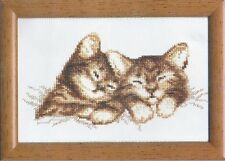 Cross Stitch Kit Cats art. 296