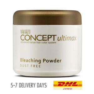 [MAKARIZO] Professional Concept Ultimax Hair Bleach Powder Jar 500g