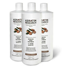 Complex Global Brazilian Blowout Keratin Hair Treatment 3x1000ml Express Formula