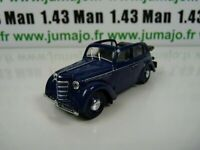 RUS7G Voiture 1/43 IXO déagostini RUSSE URSS : MOSKVITCH 400-420A (opel K38)