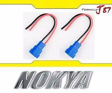 Nokya Wire Harness Pigtail Male 9012 HIR2 Nok9152 Head Light Socket Connector