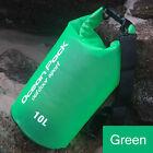 2L-30L Waterproof Floating Dry Bag Sack for Boating Kayaking Camping Outdoor