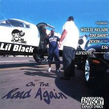New: LIL BLACK- On the Road Again CASSETTE