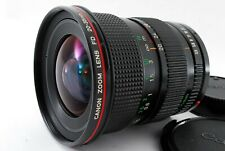 *Near Mint* Canon New FD NFD 20-35mm f/3.5 L Wide Angle Zoom Lens from JAPAN