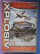 Mat Hoffman's Pro Bmx Bicicleta Pc Cd-rom Juego Nuevo Y Sellado Uk