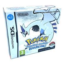 Jeu Pokemon Argent Soul Silver Complet avec Pokewalker Nintendo DS Version FR