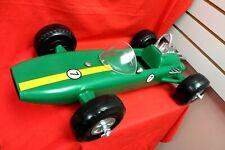 VINTAGE GI JOE 1964  JOEZETA : TRIBUTE OF THE ACTION MAN GREEN LOTUS RACE CAR