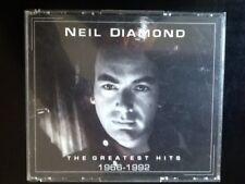 Neil Diamond : The Greatest Hits: 1966-1992 CD