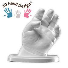 3D Baby Casting Kit   Newborns & Babys 0-6 months   Handprint & Footprint