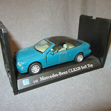 112E Cararama Mercedes CLK 320 Soft Top 1:43