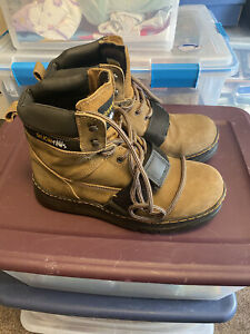 COUGAR PAWS Roofing Boots Size 12 Peak Series *BEST ROOF BOOT MADE!* ~Used Once~
