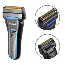 Electric Shaver Foil Shaving Machine Cordless Rechargeable Edge Razor Trimmer US