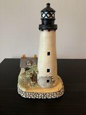New ListingGeo Z. Lefton 1993 Cape Florida 1825 Lighthouse Lamp Nightlight