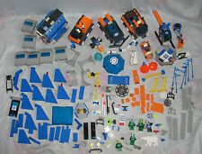 Lego Arctic Lot - 5 Figures, Polar Bear, Parts to 6573, 6575, 6520 - Treads +