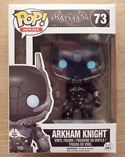 Neues AngebotFunko POP DC Helden Batman Arkham Knight + Gratis Schutzfolie
