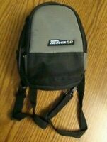 Nintendo GameBoy Advance SP Carrying Shoulder Case Mini Backpack Black K3-16