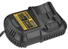Originale DeWalt DCB105 XR Multi Tensione Caricabatterie 10.8v, 14.4 v, 18v