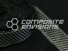 "Carbon Fiber Cloth Fabric 2x2 Twill 3k 5.8oz 197gsm AS4 TAPE 6"""