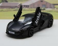 Personalised Name Gift McLAREN 650S Boys Dad Toy Car Birthday Xmas Present Boxed