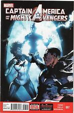 Captain America and the Mighty Avengers #7-9, 2015, Marvel