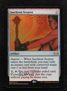2020 Magic: The Gathering - Double Masters English Foil Isochron Scepter #264