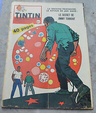 Journal Tintin n°574, 22 octobre 1959, Jari Jimmy Torrent