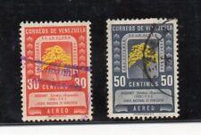 Venezuela Flora Valores del año 1950 (DP-427)