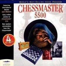 CHESSMASTER 5500 +1Clk Windows 10 8 7 Vista XP Install