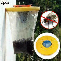 Insect-Fly Trap Bag Catcher Killer-Bug Wasp Flies Pest-Control Insects Trapper