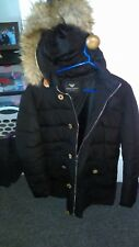 Armani Winter Coat with fur on the hood. Excellent condition