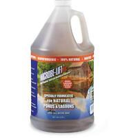 Microbe-Lift HC 1 Gallon High Count Pond Beneficial Bacteria 10HCG4