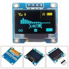 "0.96"" I2C IIC Serial 128*64 Communication OLED LCD Dispaly Module for"