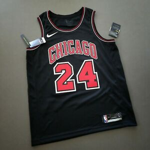100% Authentic Lauri Markkanen Nike Bulls Jersey Size 52 XL Mens - zach lavine