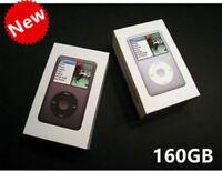US Seller New original iPod Classic 7th Gen 160GB black (Latest Model) - sealed