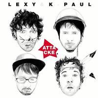 Attacke von Lexy & K-Paul (2013), Digipack, Neu OVP, CD
