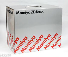 Mamiya Zd Back * Empty Box *