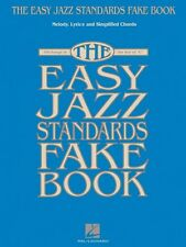 The Easy Jazz Standards Fake Book Sheet Music 100 Songs in the Key of  000102346