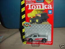 MAISTO TONKA '57 CHEVY CORVETTE # 37 OF 55 2002 MIP FREE USA SHIPPING