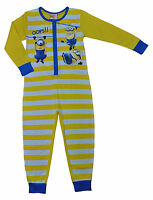 Cool Minions Sleep-Suit 5 to 10 Years All In One  Despicable Me