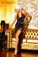 Robe sexy et chic romance- en dentelle, transparent,sexy, noir, envoi offert