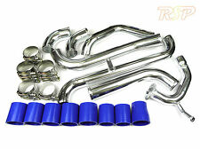 Starlet Glanza GT EP91 Turbo Alloy Hard Pipe Kit For Front Mount Intercooler